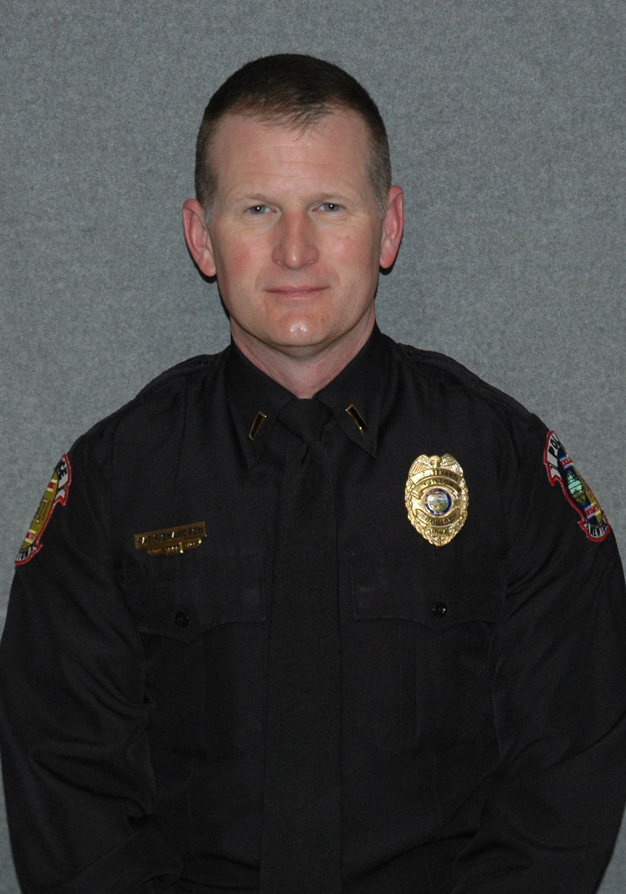 Lt. Patrick Richardson