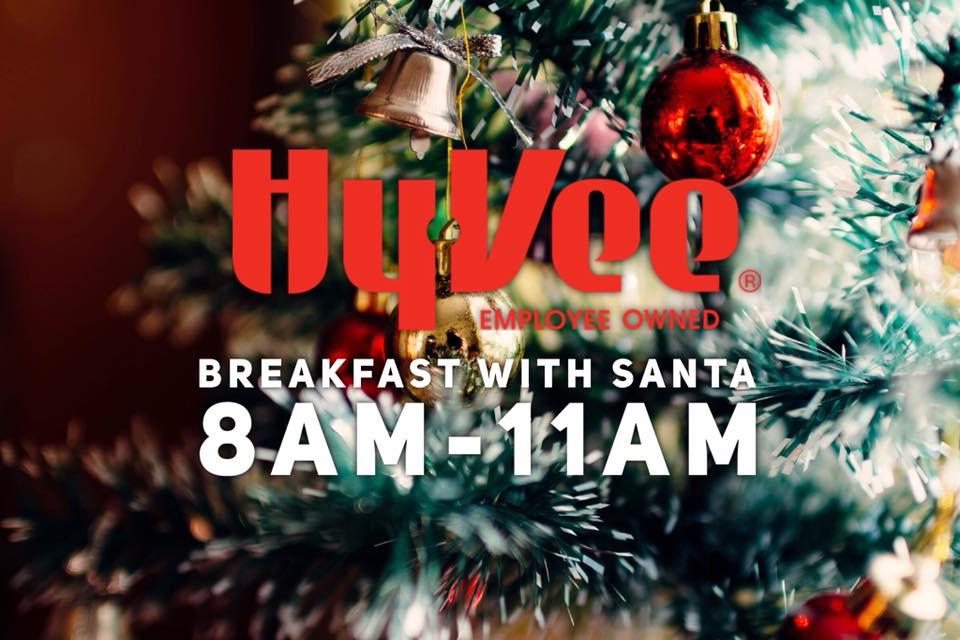 breakfast with santa - Hyvee Christmas Eve Hours