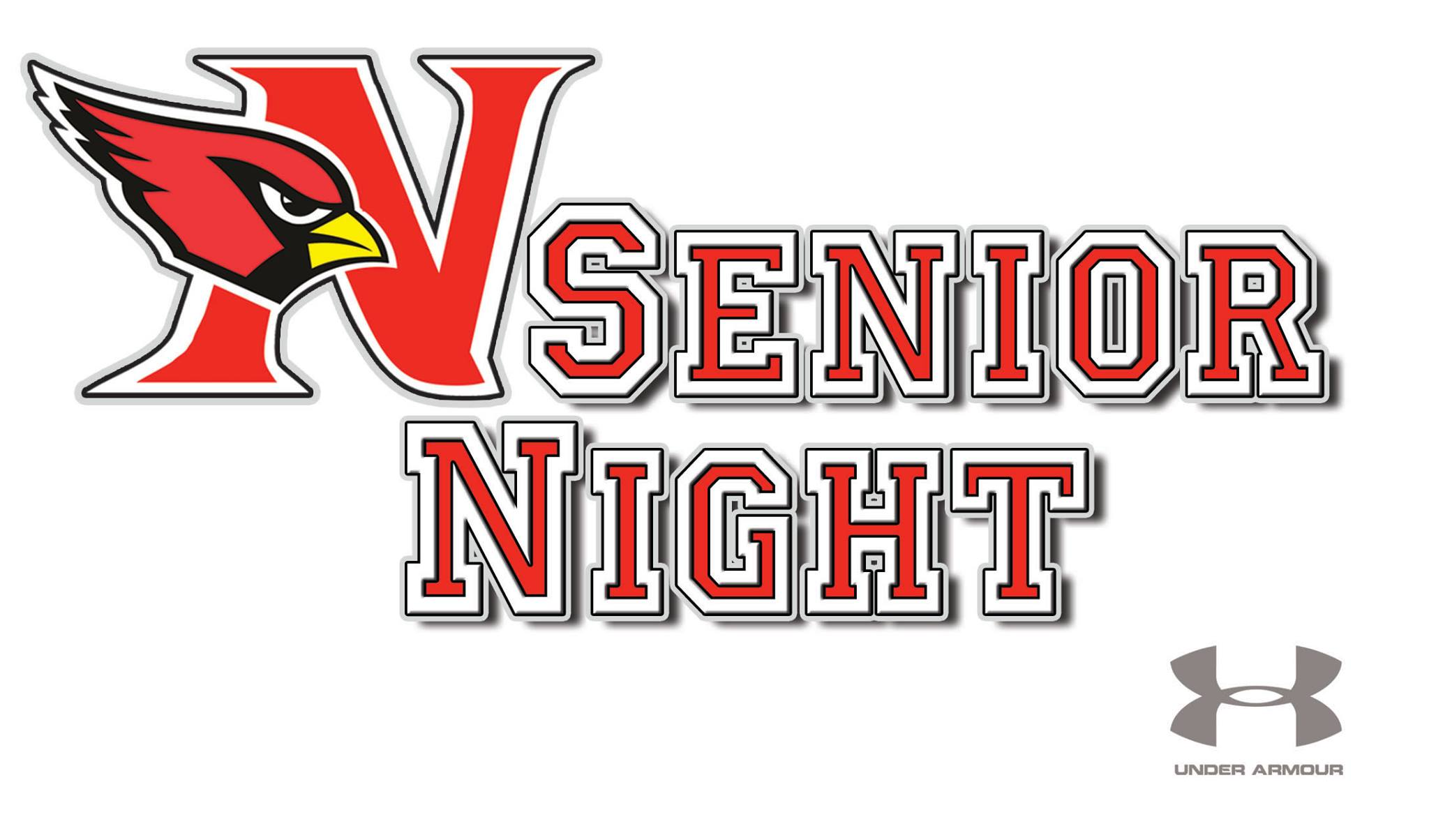 Newton Cardinals Senior Night