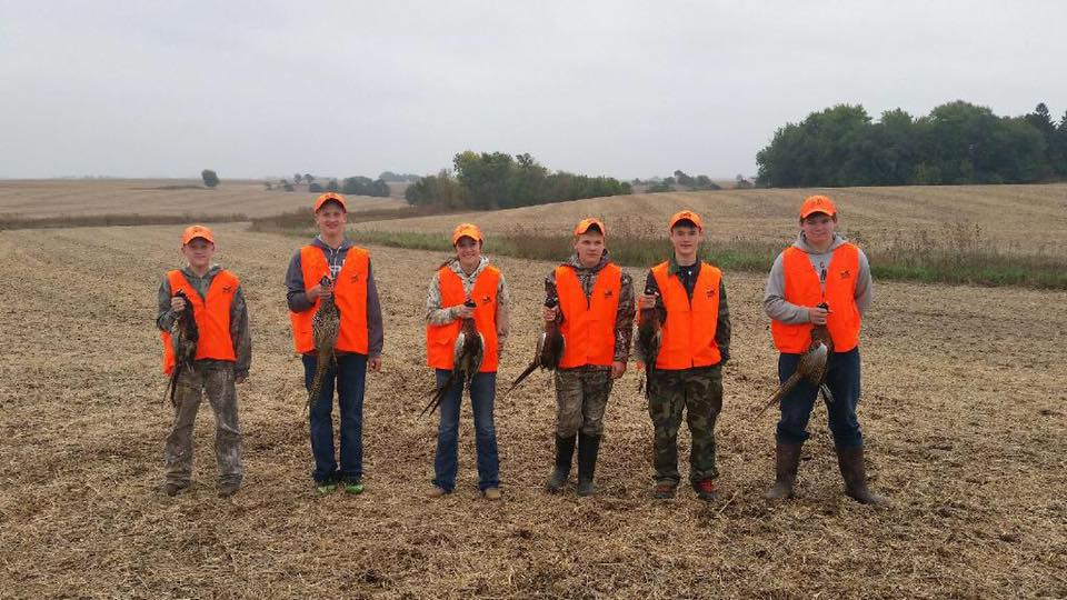 2018 Youth Mentored Hunt