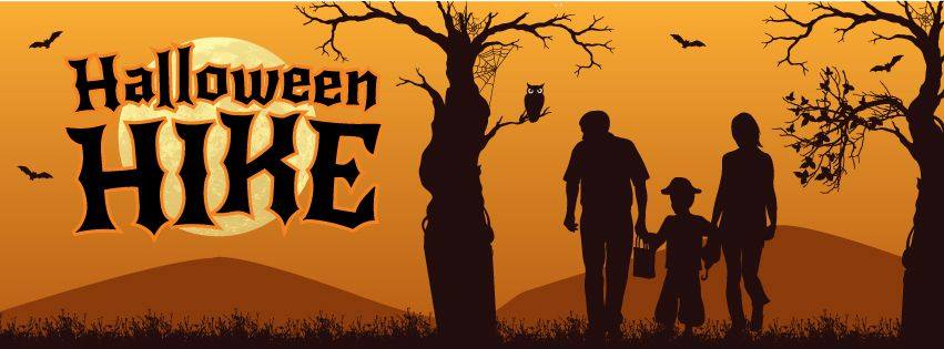 Jasper County Conservation Halloween Hike