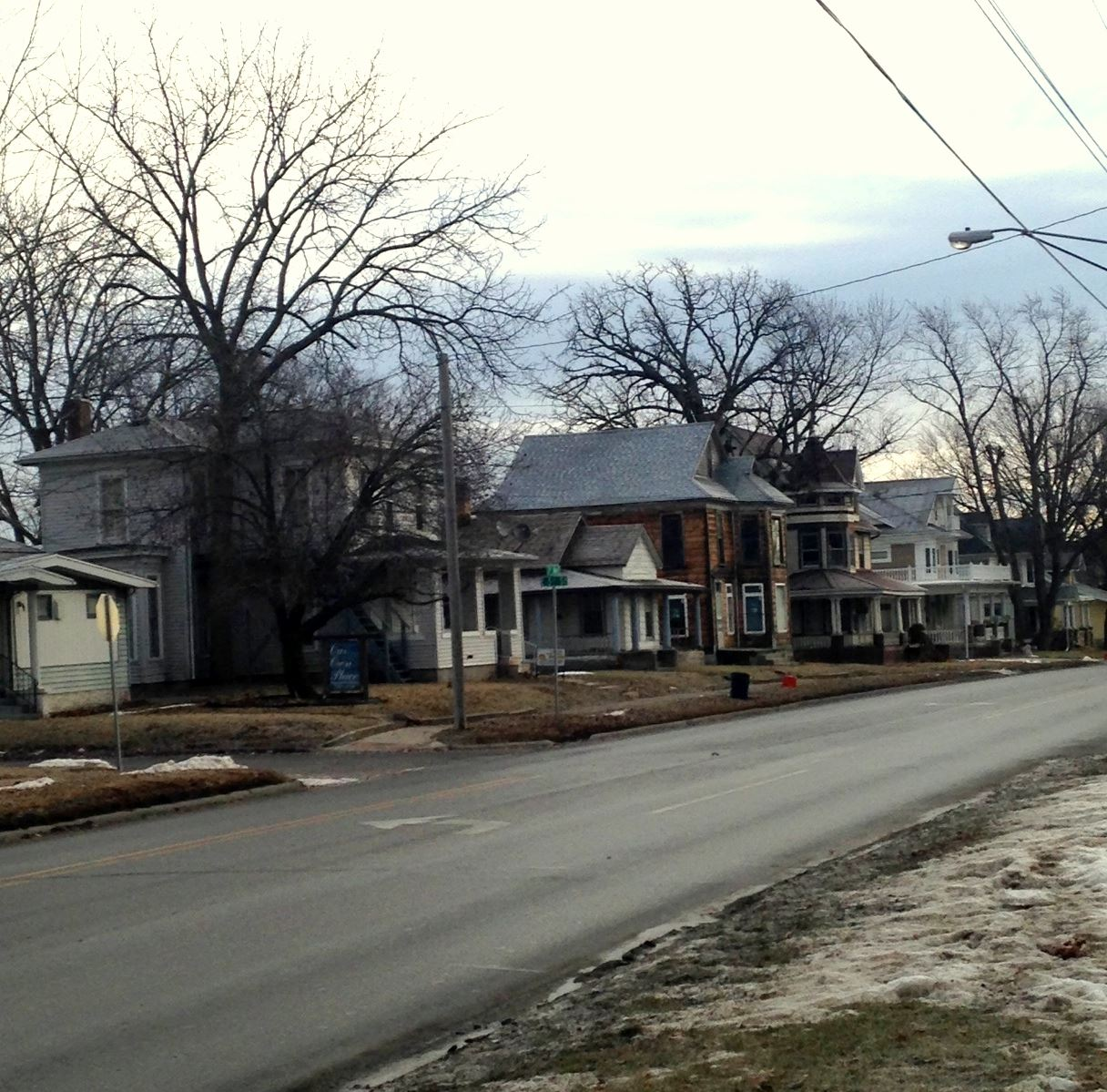 Residential Historic Districts