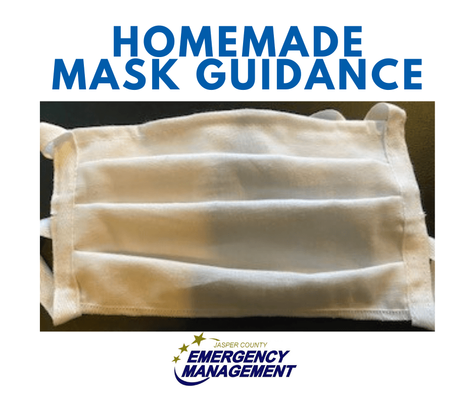 EOC - Homemade Mask Guidance