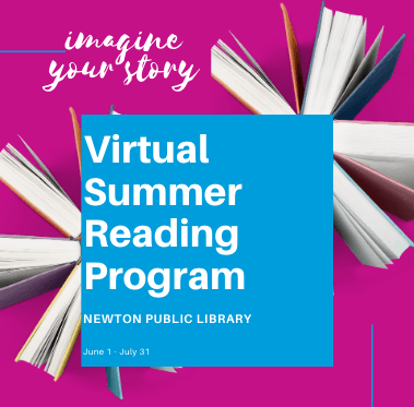 2020 Newton Public Library Summer Reading