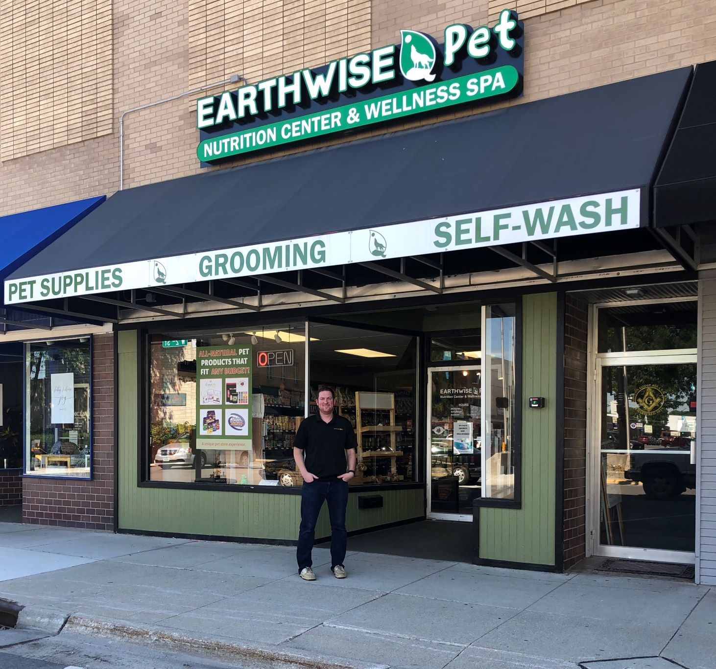 PPP Photo Earthwise Pet
