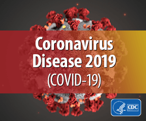 CDC Coronavirus 2019 (COVID-19) Opens in new window