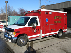 Newton Ambulance