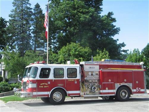 viewing image of fire truck 51
