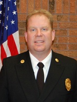 Fire Chief Jarrod Wellik